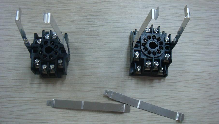 安川插入式继电器底座(绑带)