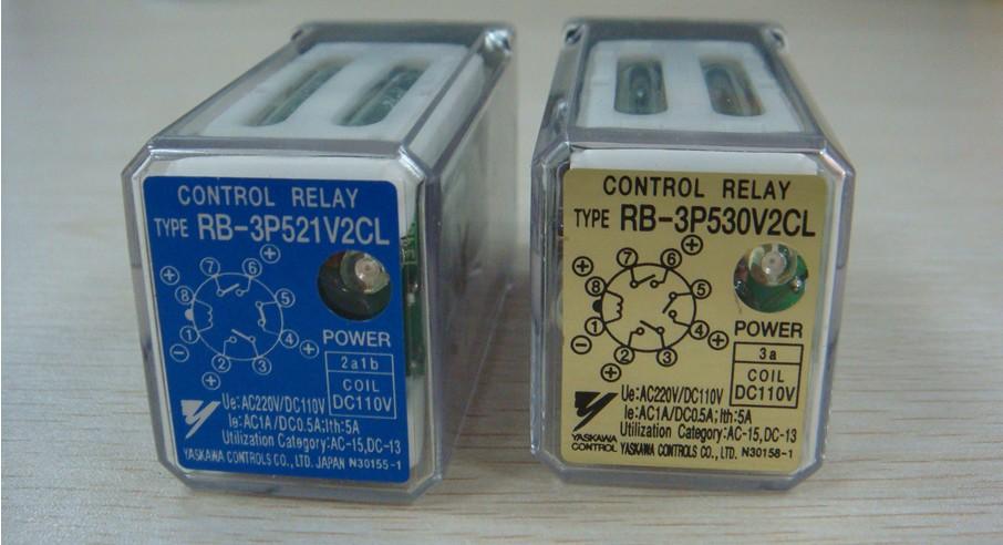 安川插入式继电器(大容量)―RB-3P521/RB-3P530