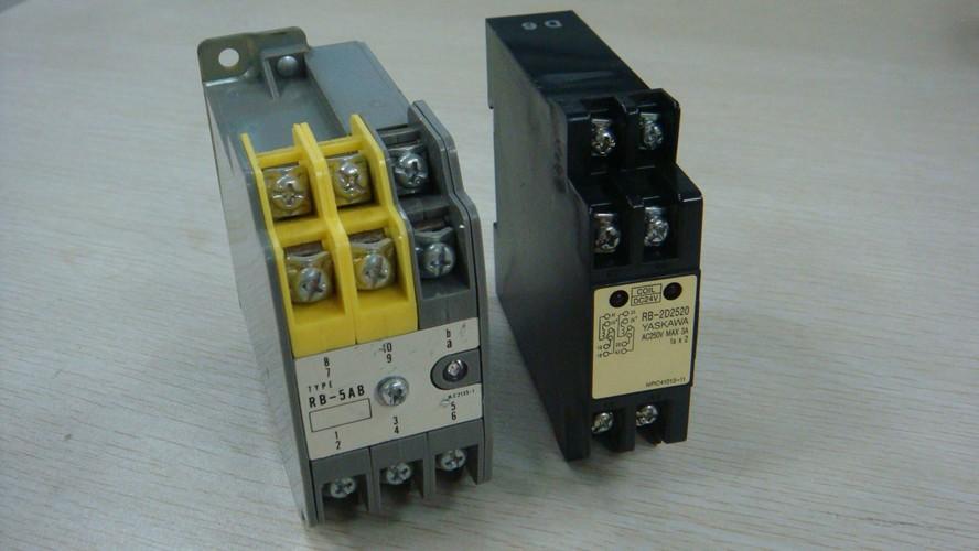 安川多极继电器―RB-5AB/RB-2D