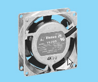 Nidec电机-AC轴流风扇-80~89mm