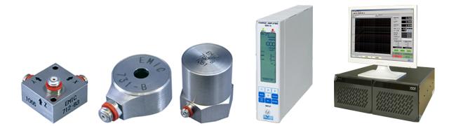 振动控制装置・测量器