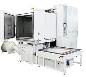 IMV 温湿度环境振动试验装置
