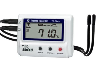 T&D 温度记录仪