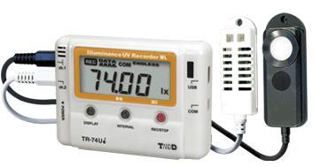 T&D 紫外线记录仪