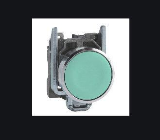 IDEC日本和泉绿色自复位按钮YM1L-MF2E10Q4G