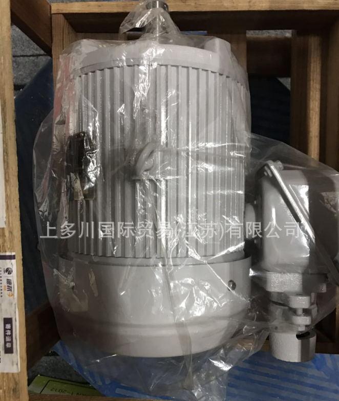 NIDEC日本电产电机FGK-FI 380V 50HZ
